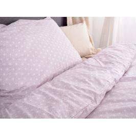 Homeville Homeville povlečení 100% bavlna Aino růžová 140x200cm+70x90cm