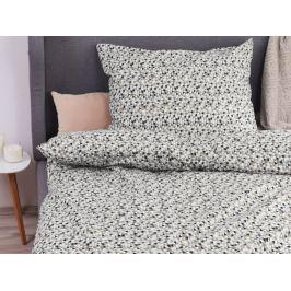 Homeville Homeville povlečení 100% bavlna Anna-Mari šedá 140x200cm+70x90cm Ložní povlečení