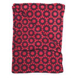Mistral home Pléd Mistral Home Sunshine red mikroplyš 130x170 cm Deky