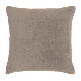 Mistral home Dekorační polštářek Mistral Home beránek Walnut béžová 40x40 cm Dekorační polštáře