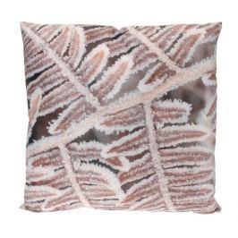 Home collection Dekorační polštářek s fotopotiskem zmrzlá příroda 45x45cm