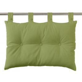 TODAY Závěsný polštář k posteli 70x45 cm Bambou - zelená