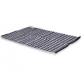 Home collection Bavlněný koberec zig zag - 60x90 cm