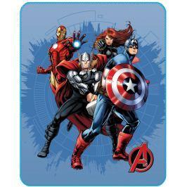 CTI CTI Fleece dečka Avengers Challenge 110x140 cm