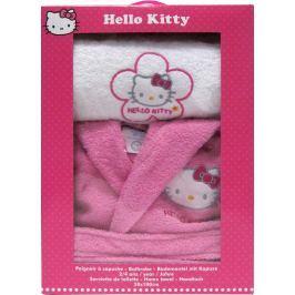 CTI CTI Župan Hello Kitty Lucie dárková sada s ručníkem - 6 až 8 let (vel. 110-128)