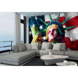 1Wall 1Wall Vliesová fototapeta Murciano Liberty 366x253 cm Tapety
