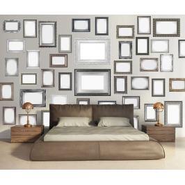 1Wall 1Wall Kreativní koláž 64 dílů 37,5 x 27,5cm rámy a zrcadla