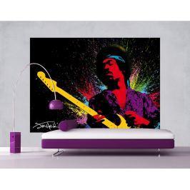 1Wall 1Wall fototapeta Jimi Hendrix 158x232 cm