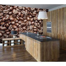 1Wall 1Wall fototapeta Kávová zrna 315x232 cm Tapety