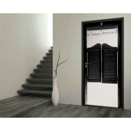 1Wall 1Wall fototapeta Křídlové dveře 95x210 cm