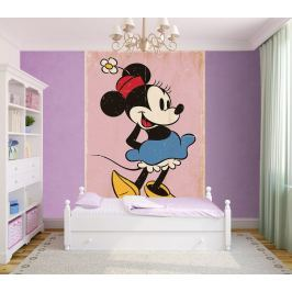 1Wall 1Wall fototapeta Minnie Mouse retro 158x232 cm