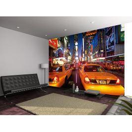 1Wall 1Wall fototapeta New York Times square s taxíky 360x253 cm