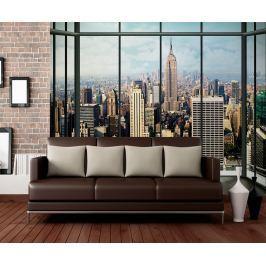 1Wall 1Wall fototapeta Výhled na New York 315x232 cm