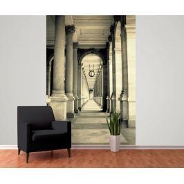 1Wall Tapeta Kolonáda v Římě 158x232 cm