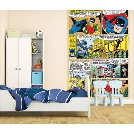 1Wall 1Wall fototapeta Batman komiks 158x232 cm