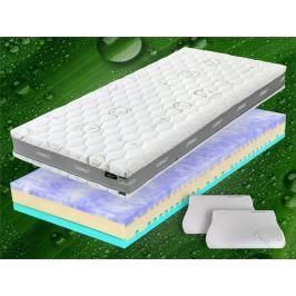 Tropico Hybridní matrace Tropico KOLOS BIO ECOLOGY 24 cm - 80x200 cm | 1+1 zdarma (2ks)