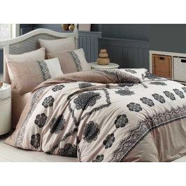Homeville Povlečení 100% bavlna Cotton lace se dvěma povlaky na polštář - 140x200 / 50x70+70x90 Ložní povlečení