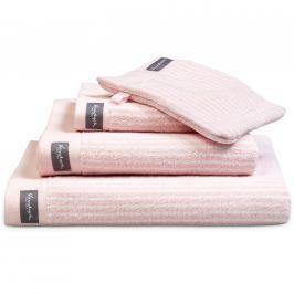 Vandyck Vandyck Ručník Home Petit Ligne Light pink - růžová - 60x110 cm