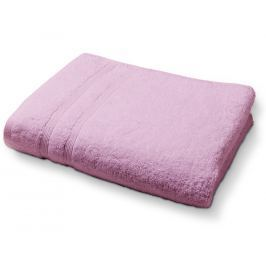 TODAY Ručník 100% bavlna Poudre de lila - pudrová - 50x90 cm Ručníky