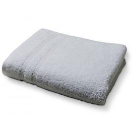 TODAY Ručník 100% bavlna Zinc - sv. šedá - 50x90 cm Ručníky