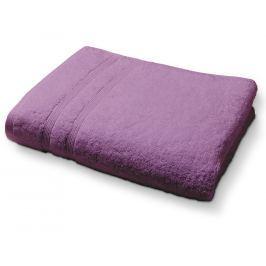 TODAY Ručník 100% bavlna Figue - fialová - 50x90 cm