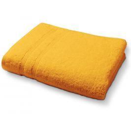 TODAY Ručník 100% bavlna Safran - žlutá - 50x90 cm