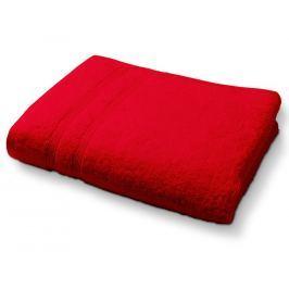 TODAY Ručník 100% bavlna Pomme d'ammour - červená - 50x90 cm Ručníky