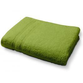 TODAY Ručník 100% bavlna Bambou - zelená - 50x90 cm