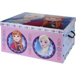 Home collection Úložná krabice pro děti Ledové království (Frozen) 49,5x39x24cm
