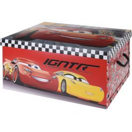 Home collection Úložná krabice pro děti Auta (Cars) 49,5x39x24cm