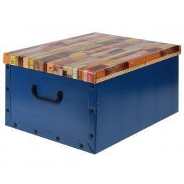 Home collection Úložná krabice hobby automobily 49,5x39x24cm