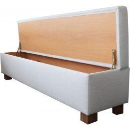 Tropico Otoman k posteli Tropico Continental Comfort - šířka 180 cm