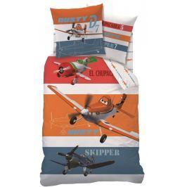 CTI CTI povlečení Letadla (Planes) Skipper 140x200,60x80 Ložní povlečení