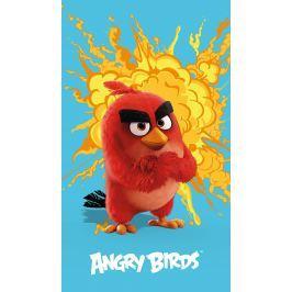 CTI Osuška Angry birds RED 70x120 cm