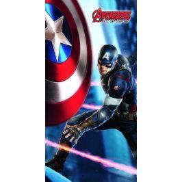 CTI Osuška Avengers Captain America 75x150 cm
