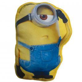 CTI CTI 3D polštářek Já padouch (Mimoň) Stuart s jedním okem 50x37 cm