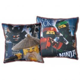 Halantex Halantex polštářek Lego Ninjago Kick back Ninja 600C 40x40cm