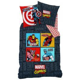 CTI Povlečení Avengers Marvel Comics 135x200,80x80