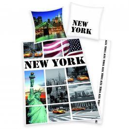 Herding Povlečení New York pohlednice 140x200,70x90