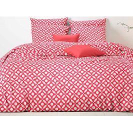 Mistral home Mistral Home povlečení 100% bavlna Myoko Coral 140x200/70x90cm