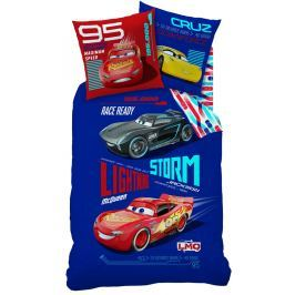 CTI CTI Povlečení Cars 3 Generation140x200,70x90