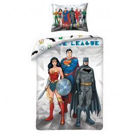 Halantex Halantex povlečení DC Comics-Liga Spravedlnosti JL-8101B 140x200,70x90 Ložní povlečení
