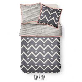 TODAY HIPPIE CHIC povlečení 100% bavlna KARMA 200x220/2x60x60 cm