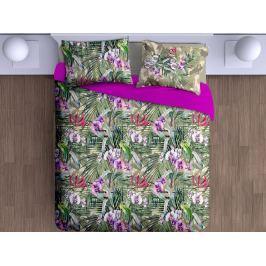 Gipetex Natural Dream 3D italské povlečení 100% bavlna Camouflage - 140x200 / 70x90 cm