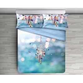 Gipetex Natural Dream 3D italské povlečení 100% bavlna Sogni - 140x200 / 70x90 cm