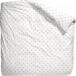 Homeville Mix&Match povlečení na přikrývku Rose béžová - 140x200 cm