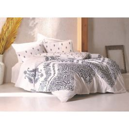 Cottonbox Cottonbox povlečení 100% bavlněné renforcé Adonis Boho - 140x200 / 70x90 cm
