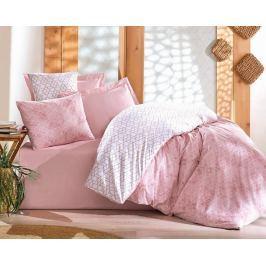 Cottonbox Cottonbox povlečení 100% bavlněné renforcé Geometry Pink - 140x200 / 70x90 cm
