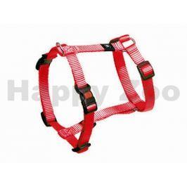 Postroj FLAMINGO Art Sportiv Plus červený (M) 45-70x2cm
