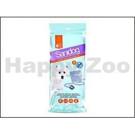 SANIDOG Insect Repellent čistící ubrousky repelentní (42ks)